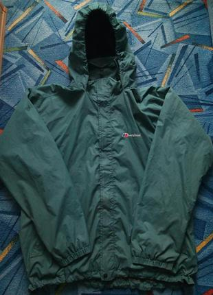 Ветровка, куртка berghaus