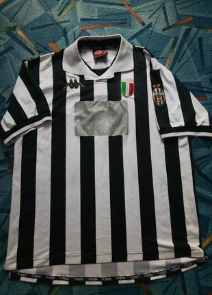 Футбольная футболка kappa italy