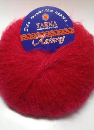 Модная  итальянская пряжа для вязания  кид мохер