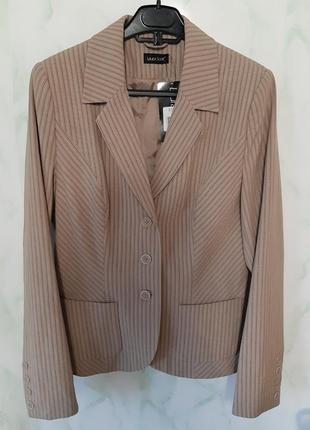 Шикарный удлинённый пиджак, жакет, блейзер