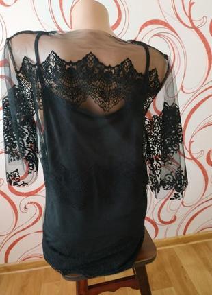 Модные вещи для пышных дам  оригинальная блуза