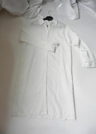 Удлинённая рубашка туника в разных цветах