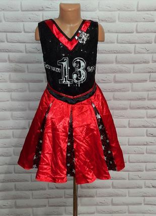 Платье на хеллоуин карнавальное новогоднее