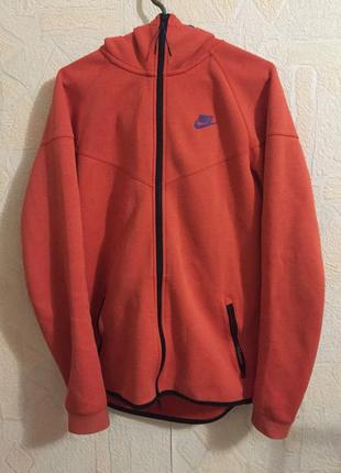 Кофта nike tech fleece (m)