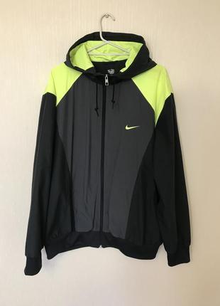 Ветровка nike athletic dept. sprint jacket xxl найк оригинал