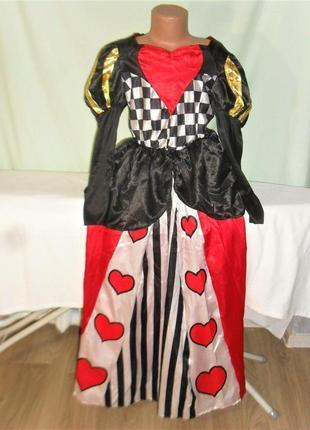Карнавальное платье на 11-13лет