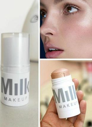 Кремовый хайлайтер milk makeup highlighter оттенок lit 3 g