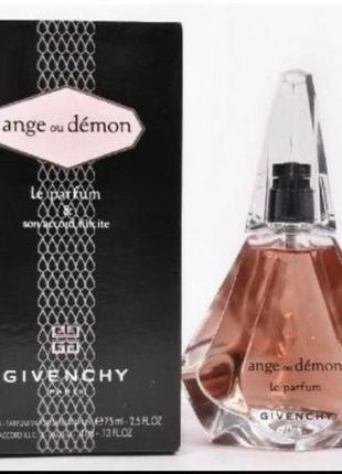 Парфюмированная вода для женщин givenchy ange ou demon le parfum & son accord illicite