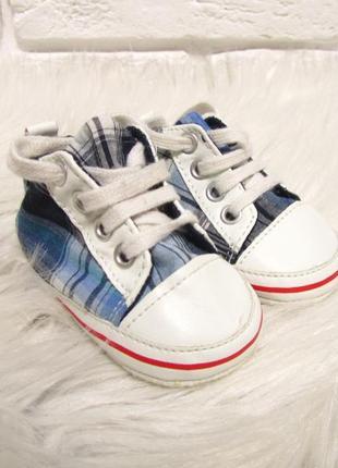 Пинетки кроссовки кеды ботинки zeeman