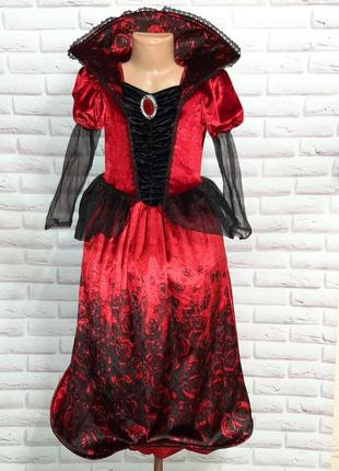 Музыкальное платье  на хеллоуин карнавальное новогоднее  платье