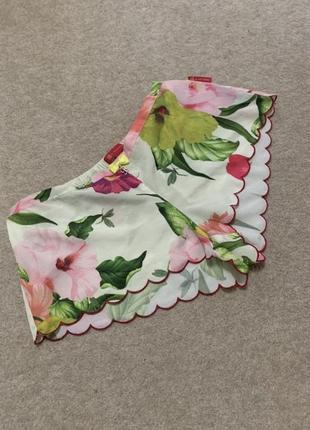 Милые ночные шорты с цветами 🌸