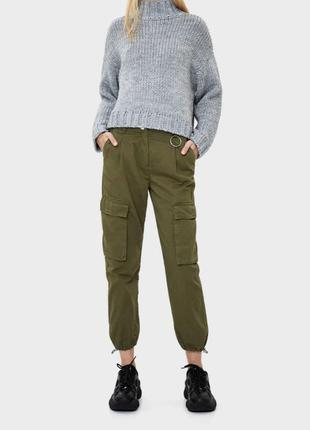 Штаны брюки карго