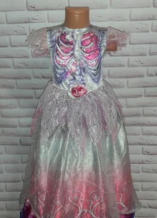 Платье на хеллоуин карнавальное
