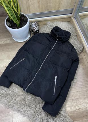 Женская куртка/ пуховик missguided zara h&m bershka
