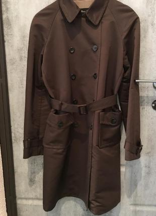 Пальто massimo dutti оригинал