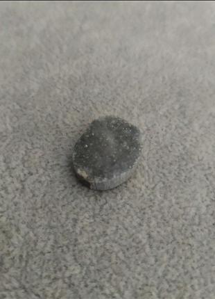 Кабошон из натурального камня агат