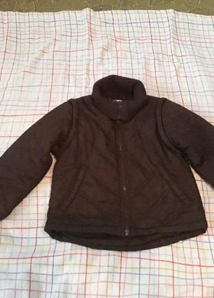 Куртка/безрукавка