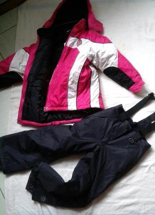 Термо костюм для девочки 5-6 лет