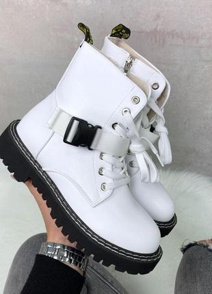 Белые зимние ботиночки =ailin=