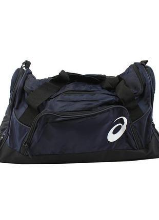 Спортивная сумка asics edge ii duffle bag athletic bags черная