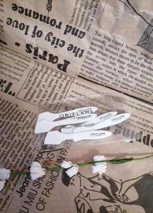 Лопаточки для нанесения крема, маски
