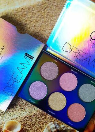 Хайлайтер anastasia beverly hills dream glow kit 24 г