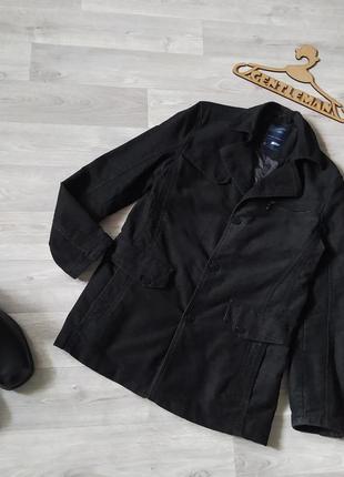 Пальто жакет мужской saz
