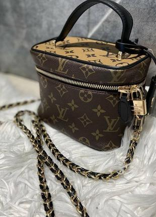 Женская сумочка в стиле louis vuitton