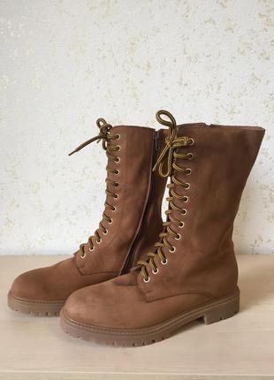 Хит!!! полностью кожаные, с добротной подошвой и качественной фурнитурой,ботинки!