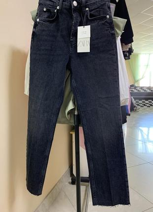 Ровные джинсы zara