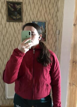 Оригинальная найковская курточка