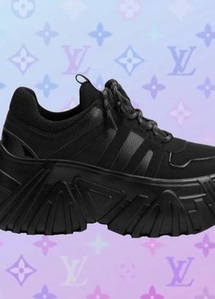 Ботинки кроссовки на платформе demonia buffalo bershka