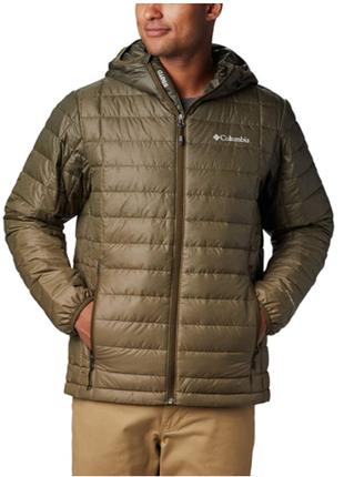 Мужская куртка пуховик columbia, размер xxl