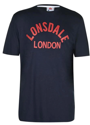 Футболка мужская м lonsdale англия