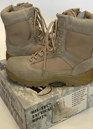 Tactical boots. тактические берцы.армейские. мужские зима