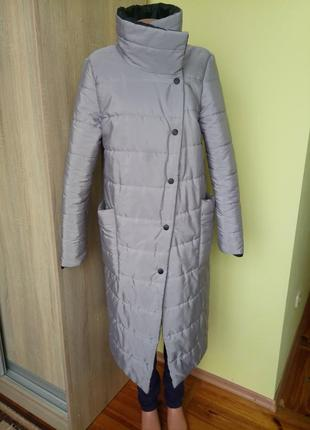 Демисезонне пальто куртка плащ