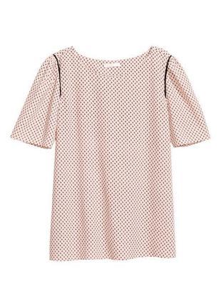 Футболка блуза h&m