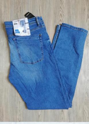 Стильные мужские джинсы livergy 58(42/34) большой размер
