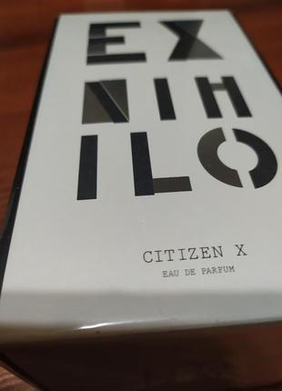 Ex nihilo citizen x унисекс