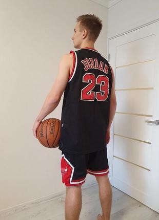 Форма баскетбольна спортивна nike jordan {майка}