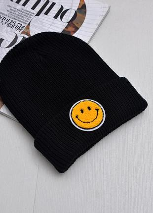 В'язана шапка 13235н