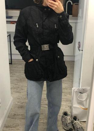 Куртка осень calvin klein
