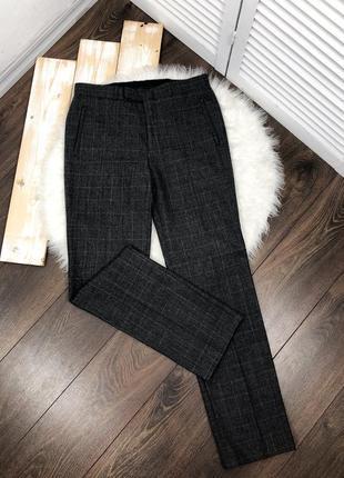 Базовые брюки в клетку брюки joop