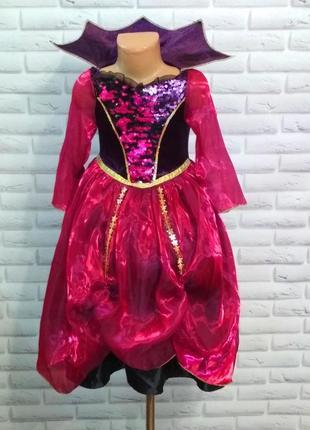 Карнавальное платье на хеллоуин