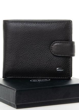 Портмоне, кошелек мужскоой кожаный с 3 отделениями под банкноты.