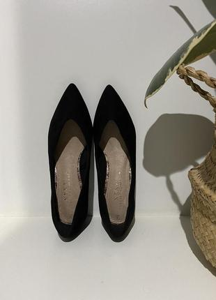 Туфли лодочки в 35-36р 9(23,5)