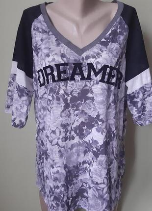 Спортивна футболка блуза блуза