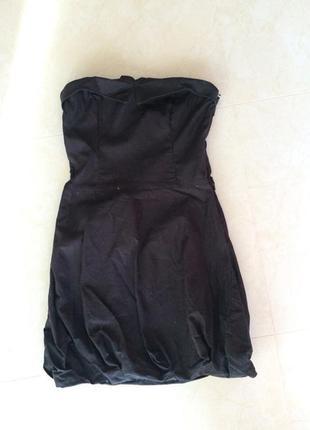 Платье бюстье баллон killah xxs