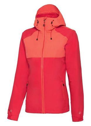 Всесезонная куртка crivit® с проклеенными швами, карманами на молнии, водонепроницаемая