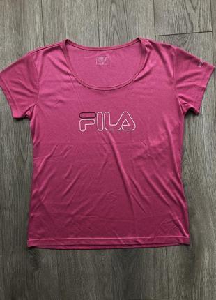 Женская футболка fila, оригинал